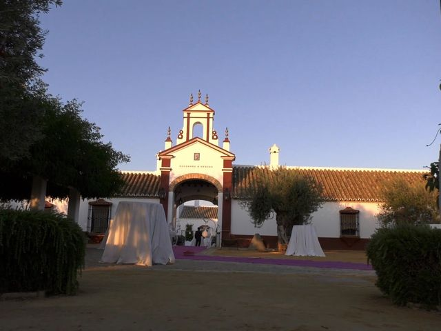 La boda de Estela y Cayetano en Carmona, Sevilla 10