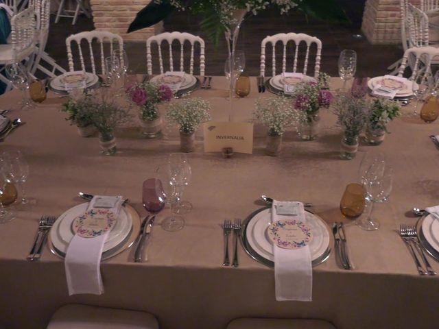 La boda de Estela y Cayetano en Carmona, Sevilla 18