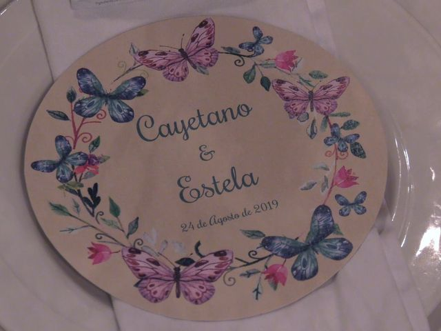 La boda de Estela y Cayetano en Carmona, Sevilla 19
