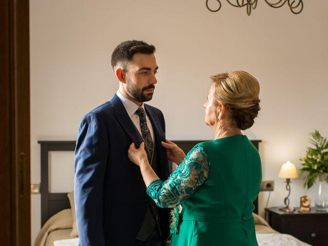 La boda de Josemi y Nerea en Casas De Los Pinos, Cuenca 4
