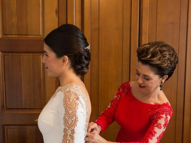 La boda de Josemi y Nerea en Casas De Los Pinos, Cuenca 8