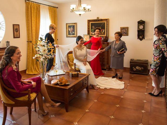 La boda de Josemi y Nerea en Casas De Los Pinos, Cuenca 10