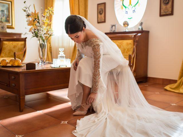 La boda de Josemi y Nerea en Casas De Los Pinos, Cuenca 12