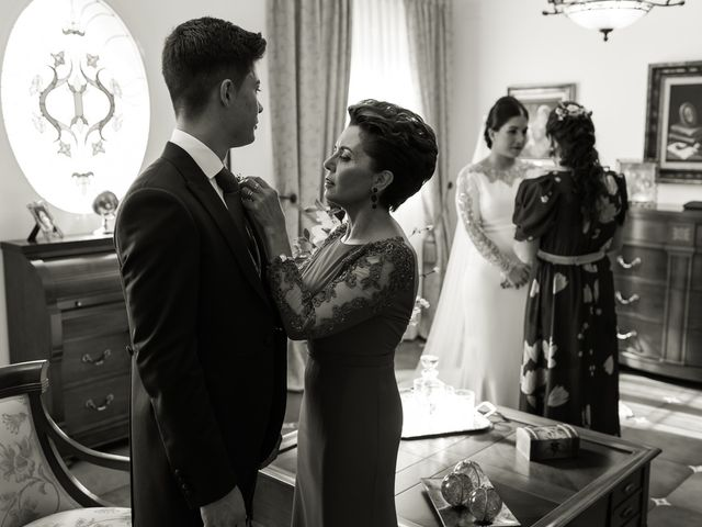 La boda de Josemi y Nerea en Casas De Los Pinos, Cuenca 13