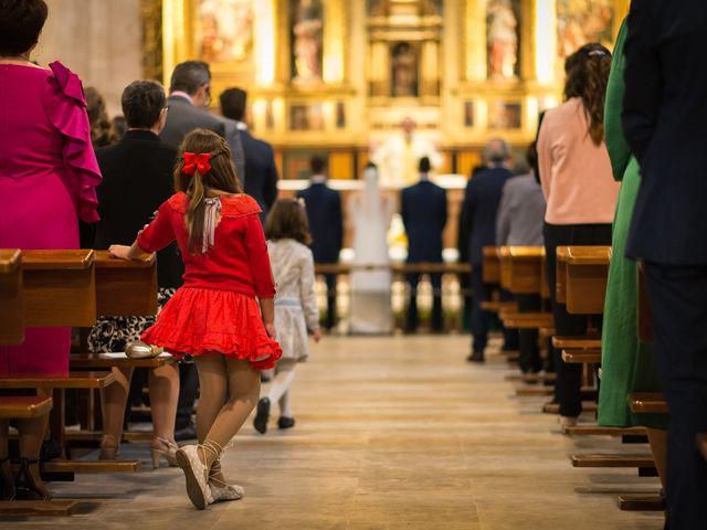 La boda de Josemi y Nerea en Casas De Los Pinos, Cuenca 22