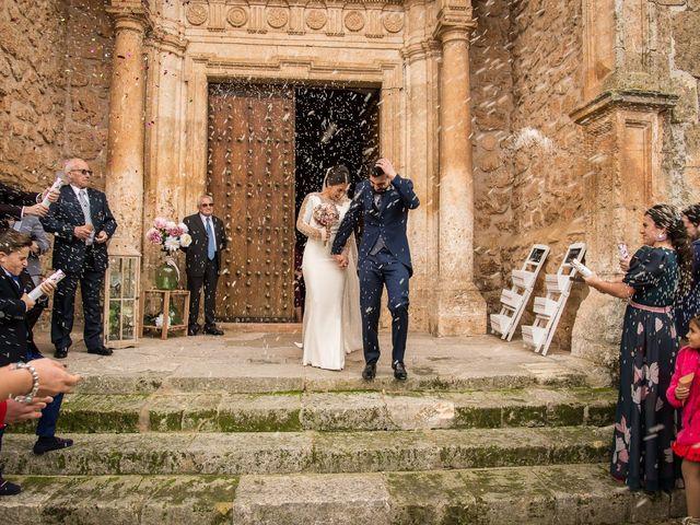 La boda de Josemi y Nerea en Casas De Los Pinos, Cuenca 25