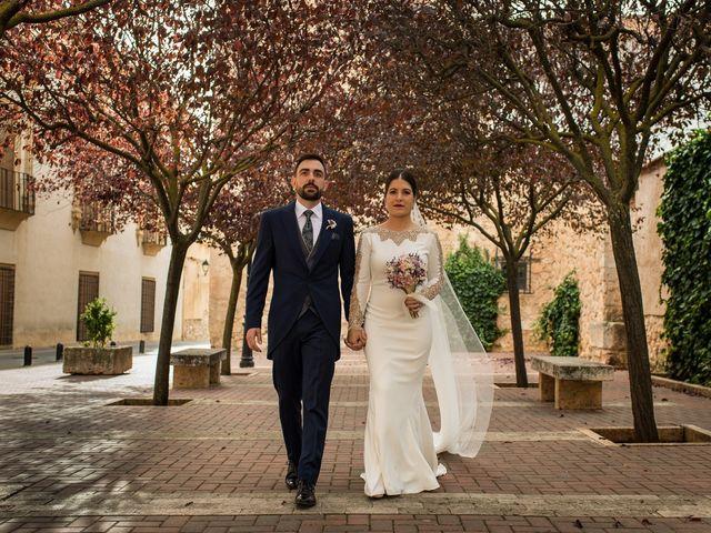 La boda de Nerea y Josemi