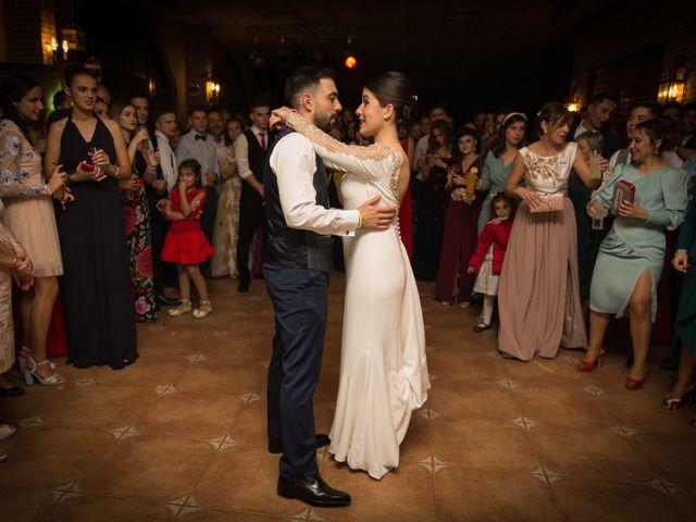 La boda de Josemi y Nerea en Casas De Los Pinos, Cuenca 38