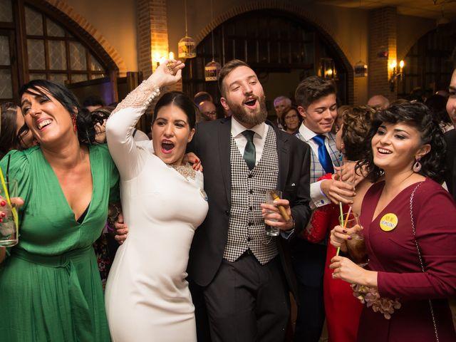 La boda de Josemi y Nerea en Casas De Los Pinos, Cuenca 39