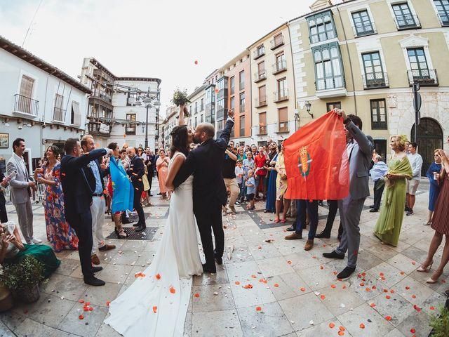 La boda de Diego  y Cris en Valladolid, Valladolid 21