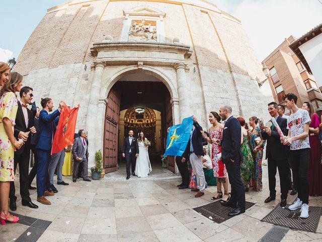 La boda de Diego  y Cris en Valladolid, Valladolid 20