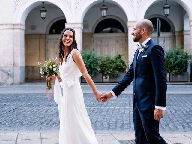 La boda de Diego  y Cris en Valladolid, Valladolid 27