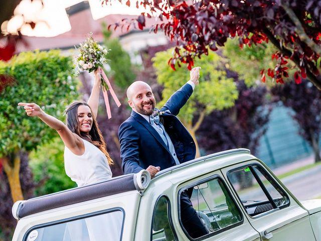 La boda de Diego  y Cris en Valladolid, Valladolid 36