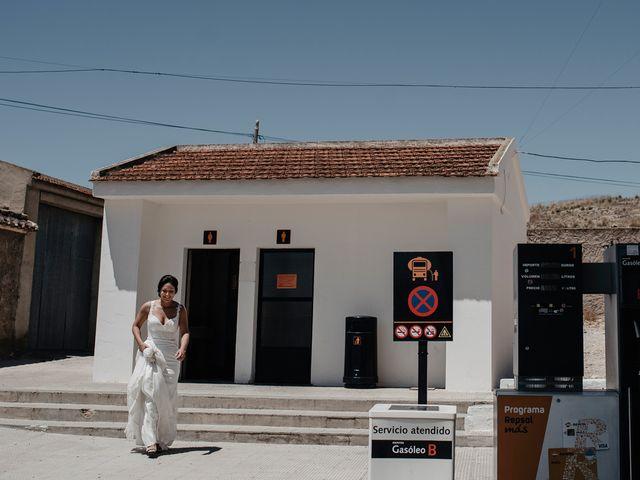 La boda de Judith y Elias en Molinicos, Albacete 18