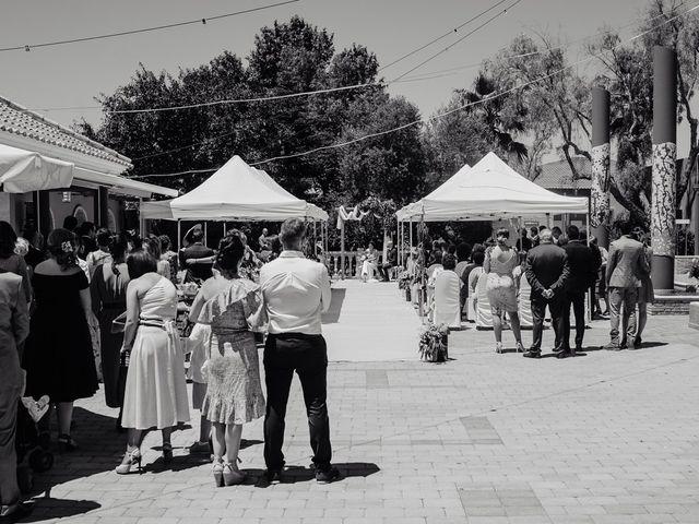 La boda de Judith y Elias en Molinicos, Albacete 25