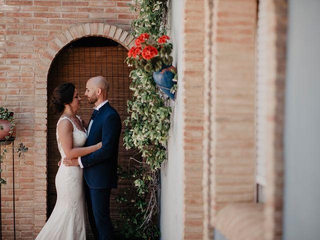 La boda de Elias y Judith