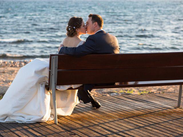 La boda de Andy y Silvia en Cambrils, Tarragona 25