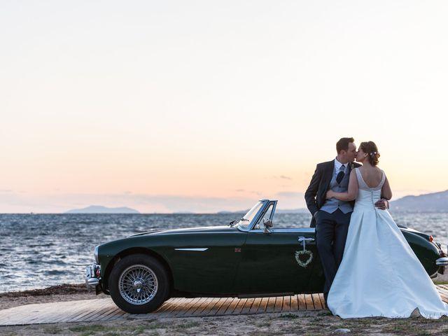 La boda de Silvia y Andy