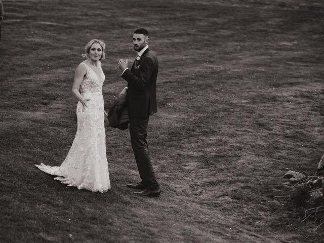 La boda de Katy y Jonny en Insua (Carnota), A Coruña 10