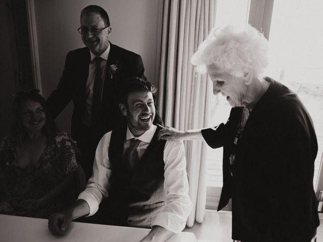 La boda de Katy y Jonny en Insua (Carnota), A Coruña 18