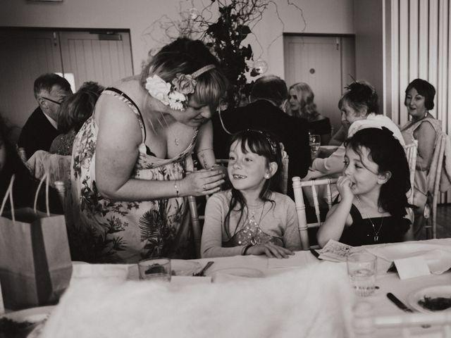 La boda de Katy y Jonny en Insua (Carnota), A Coruña 31