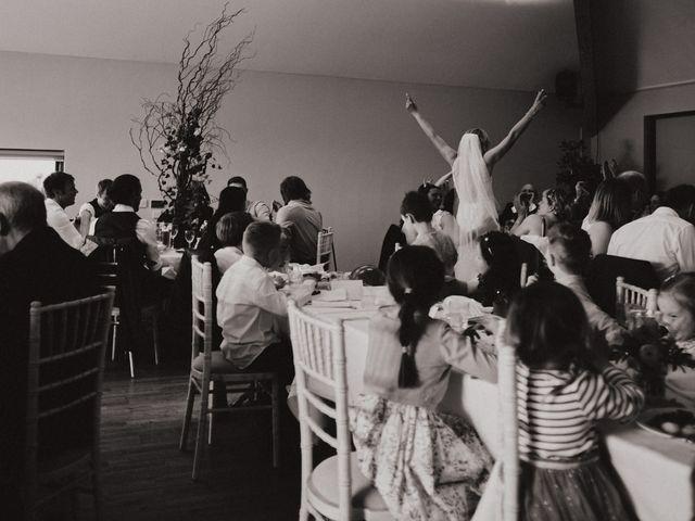 La boda de Katy y Jonny en Insua (Carnota), A Coruña 36