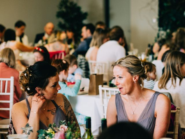 La boda de Katy y Jonny en Insua (Carnota), A Coruña 40