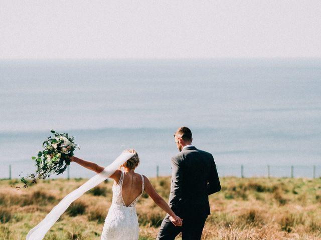 La boda de Katy y Jonny en Insua (Carnota), A Coruña 46