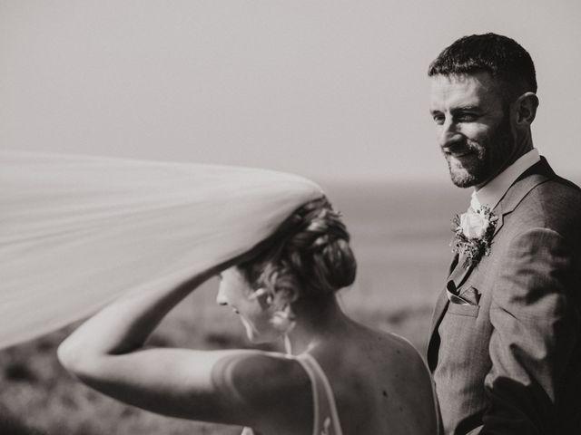 La boda de Katy y Jonny en Insua (Carnota), A Coruña 47