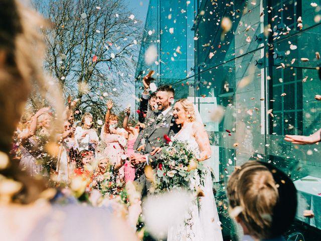 La boda de Katy y Jonny en Insua (Carnota), A Coruña 74