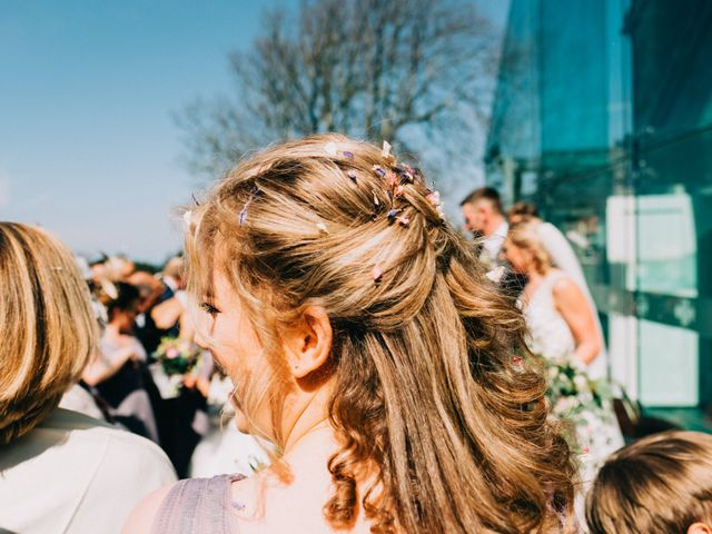 La boda de Katy y Jonny en Insua (Carnota), A Coruña 75