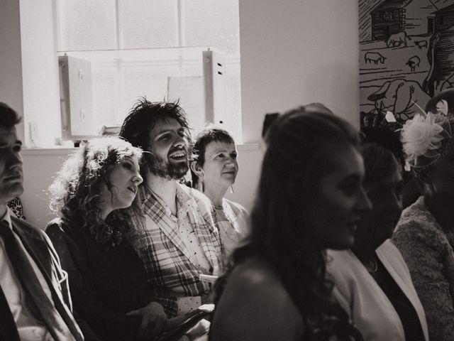 La boda de Katy y Jonny en Insua (Carnota), A Coruña 83