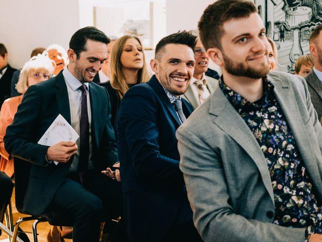 La boda de Katy y Jonny en Insua (Carnota), A Coruña 84