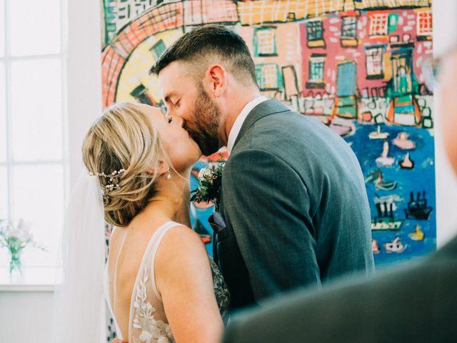La boda de Katy y Jonny en Insua (Carnota), A Coruña 89