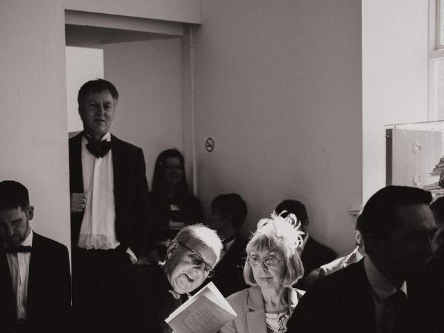 La boda de Katy y Jonny en Insua (Carnota), A Coruña 95