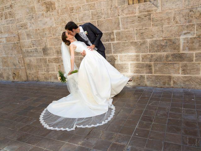 La boda de Carlos y María en Valencia, Valencia 8