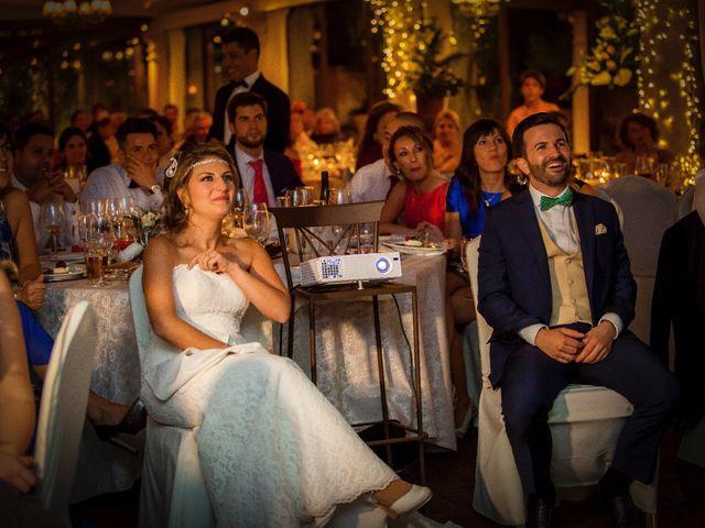 La boda de Mina y Raúl