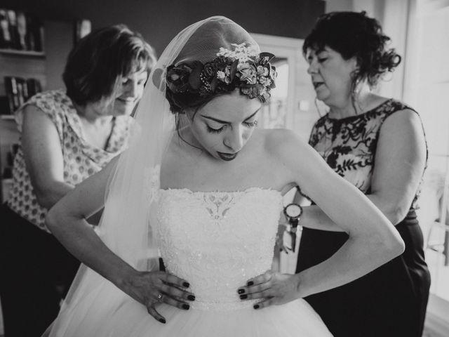La boda de Edgar y Erika en Beniflá, Valencia 16