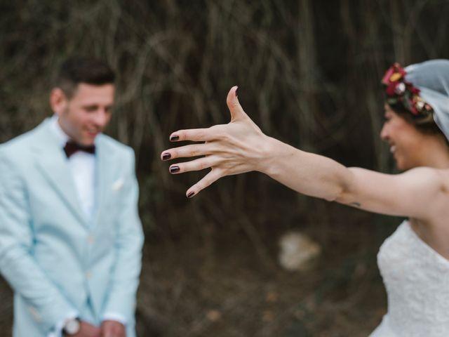 La boda de Edgar y Erika en Beniflá, Valencia 23