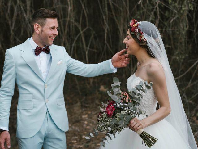 La boda de Edgar y Erika en Beniflá, Valencia 25