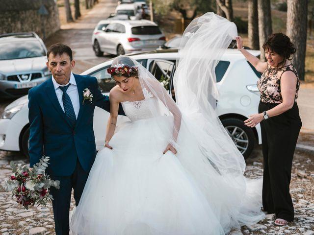 La boda de Edgar y Erika en Beniflá, Valencia 28