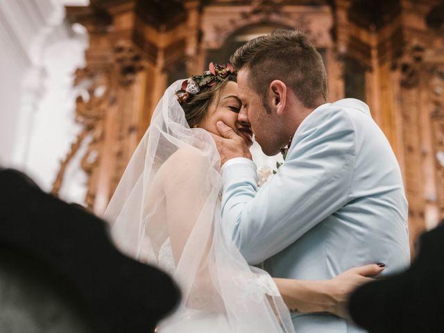 La boda de Edgar y Erika en Beniflá, Valencia 29