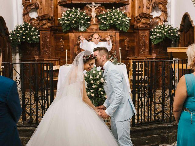 La boda de Edgar y Erika en Beniflá, Valencia 31