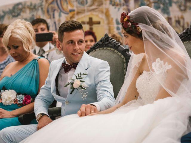 La boda de Edgar y Erika en Beniflá, Valencia 32