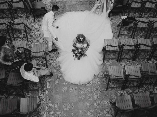 La boda de Edgar y Erika en Beniflá, Valencia 33