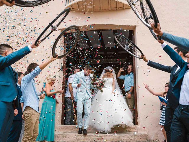 La boda de Edgar y Erika en Beniflá, Valencia 1