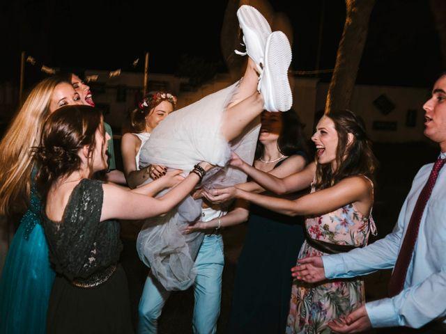 La boda de Edgar y Erika en Beniflá, Valencia 45