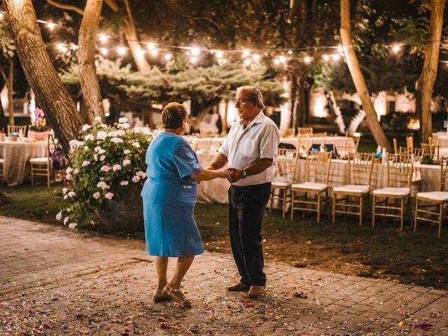 La boda de Edgar y Erika en Beniflá, Valencia 56