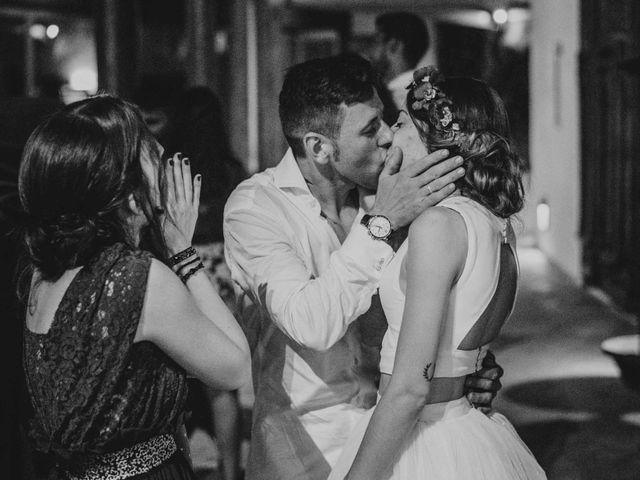 La boda de Edgar y Erika en Beniflá, Valencia 57