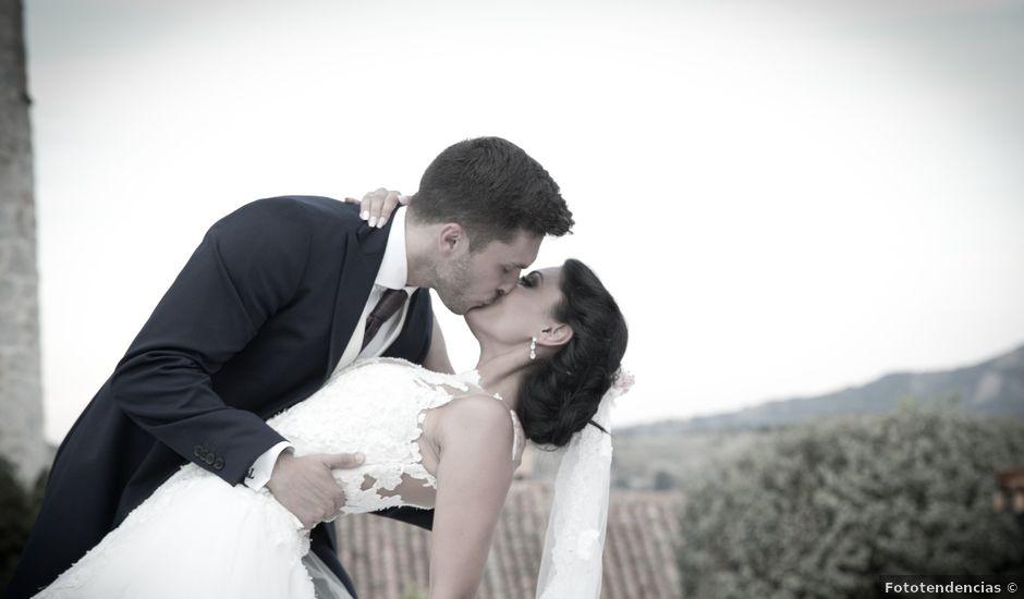 La boda de Pablo y Leticia en Mangiron, Madrid